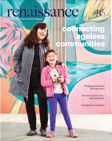 Connecting ageless communities